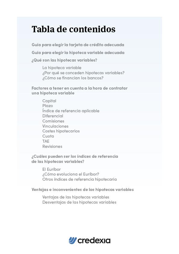 CRE - Hipotecas variables - Portada 2D2