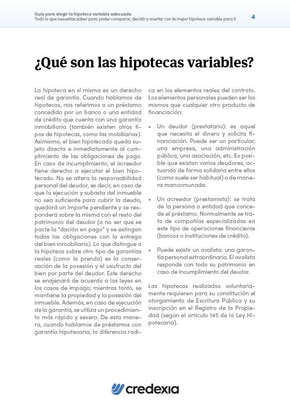 CRE - Hipotecas variables - Portada 2D4
