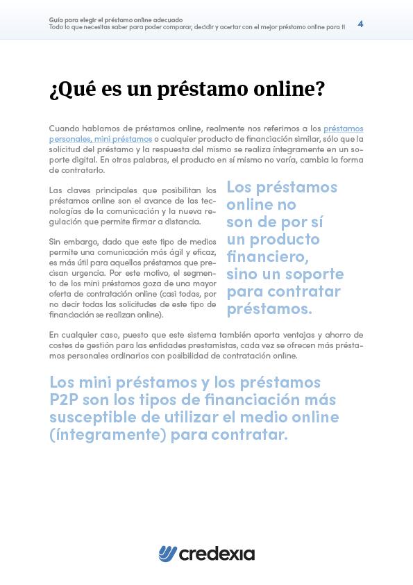 CRE - Préstamos online - Portada 2D4